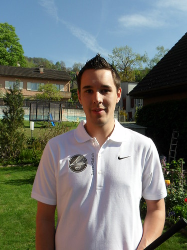 Tennis-Golf.ch T-Shirt