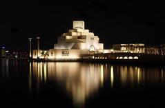 Qatar Islamic Arts Museum (MJ ♛) Tags: building museum canon eos arts 1855mm efs islamic doha qatar 2010 فن قطر الدوحة دوحة 40d الفن المتحف الاسلامي الأسلامي