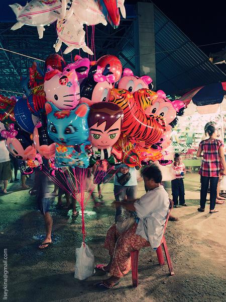 Koh Samui night market