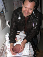 Doctor Edrich (Smiling Cowboy) Tags: hospital all birth elijah edrich smilingcowboy 2010april