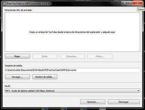 convertidor de youtube a mp3 gratis