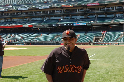 SF Giants Fan Photo Day: