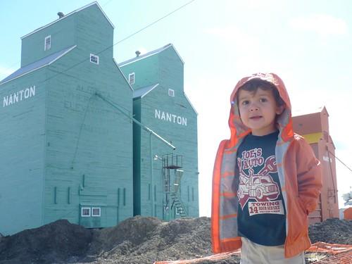 Calgary Daytrips: Nanton