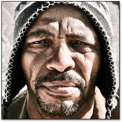 FISHERMAN (Deon Maritz) Tags: old portrait canon southafrica eos fisherman poor westcoast deon saldanha snoek golddragon 40d deonmaritzphotography