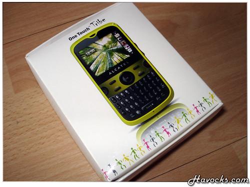 Alcatel OT-800 - 01