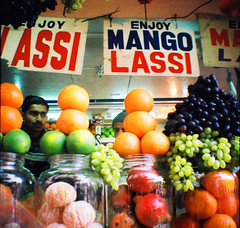 Enjoy mango lassi!Calcutta (Jules1405) Tags: world travel people india west face fruit asian lomo lomography asia drink indian mini diana mango asie kolkata bengal lassi indien occidentale calcutta inde asiatique bengale reflectionsoflife lomographie lovelyphotos jules1405 unseenasia