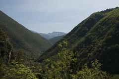 Sentiero Visso-Macereto: panorama (Gaspa) Tags: visso macereto