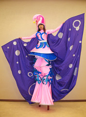 Madam Butterfly On Stilt! xD (Nikita Hengbok) Tags: costumes performance performers photosession openingceremony stiltwalkers entertainers stiltwalking performingart helixbridgeyoutholympicparkopeningceremony singaporefemalestiltwalker singaporegirlstiltwalker singaporestiltwalkers stiltwalkerteam stiltwalkertroupe stiltwalkersatevents stiltwalkercostumes stiltwalkingcostumes