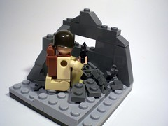Allied Expeditionary Forces (ETO Soldier) (PhiMa') Tags: lego wwii ww2 marines iwojima worldwar2 allies bastogne 101stairborn alliedexpeditionaryforce britishparatroopers etoinfantryman