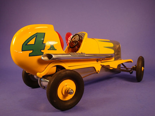 1939 Holley Speed King Tether Car