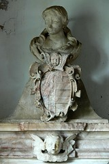 Monument to Elizabeth Orme.