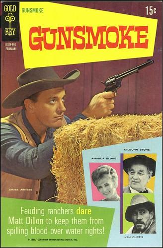Gunsmoke #1