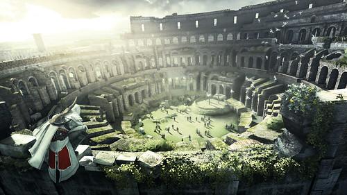 Assassin's Creed Brotherhood screenshot