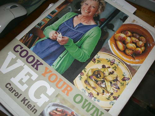 cook your own veg carol klein
