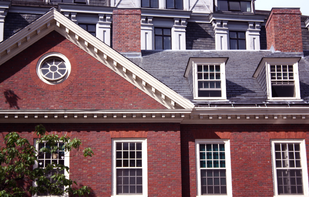a building at harvard