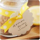 lemon-honey-scrub