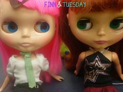 Tuesday & Finn <3