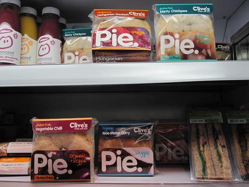 Veggie Pies