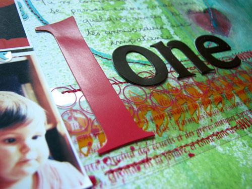 One (détails)
