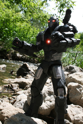 War Machine 3 (by ElDave)