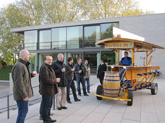 BierBike in Münster 2