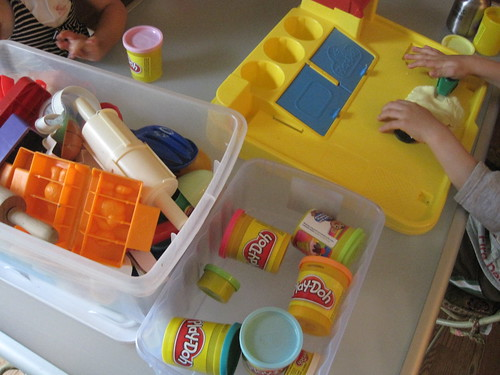 Play-Doh Time