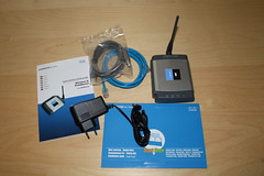 Linksys Wireless PrintServer