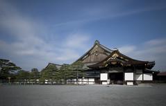 Kyoto - Nij Castle (meenaghd) Tags: longexposure japan kyoto  nijocastle sigma1020 twitter nijcastle nd110