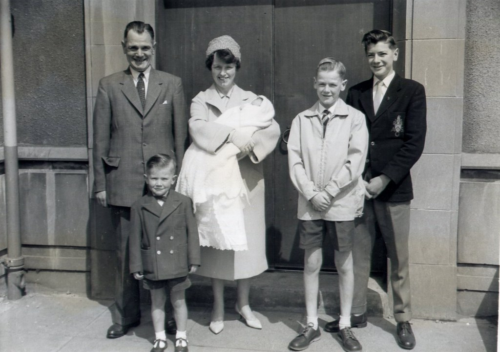 Douglas McCreath, Christening 1960s