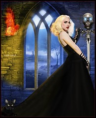 Lady Gaga - my Secret                 to: clube de barbie (BETHGON blends) Tags: lady de artist barbie clube gaga blend bethgon