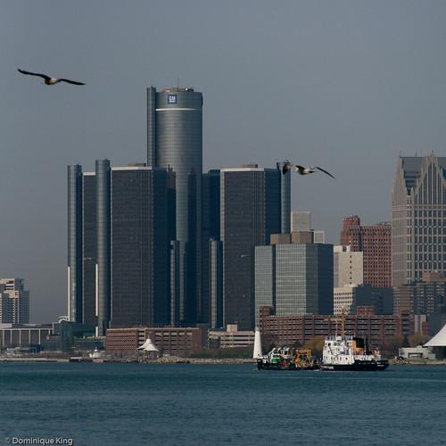 Detroit waterfront-9