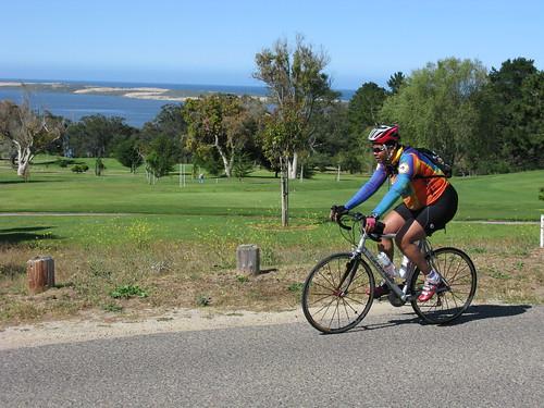 Pam in Morro Bay
