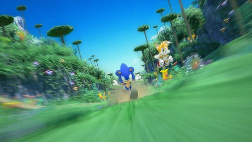 Sonic Colors - Announcement Screen 3