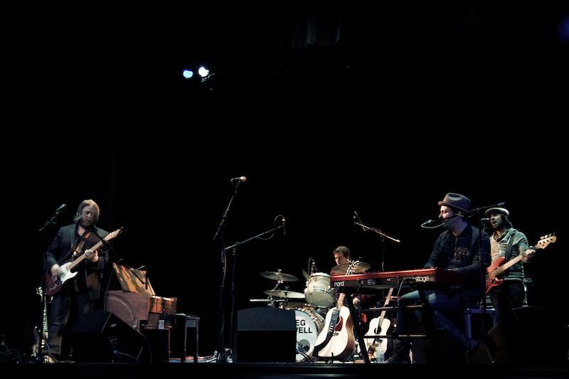 Greg Laswell Concert
