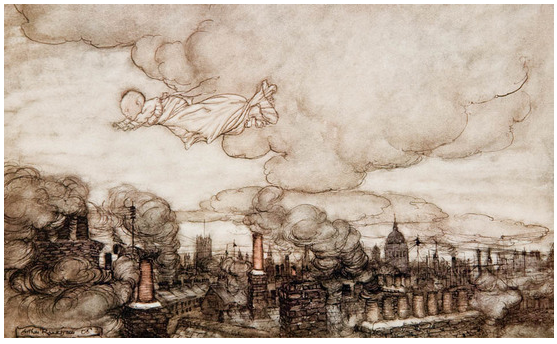 Peter Pan Rackham