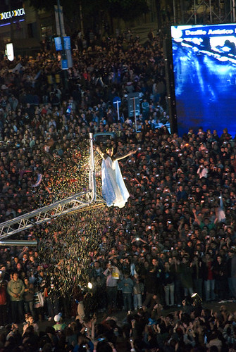 Fuerza Bruta - Bicentenario Argentino (4)