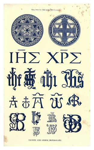020-Siglos XIII al XVI-The hand book of mediaeval alphabets and devices (1856)- Henry Shaw
