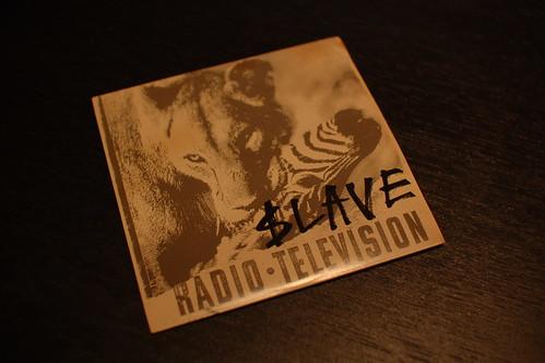"""SLAVE """"RADIO TELEVISION"""""""
