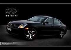 II..II   Infiniti G35   II..II (Abdulrahman AL-Dukhaini || ) Tags: 2005 car sport speed nikon 18200 2009 g35 2010 infiniti  abdulrahman   plka    aldukhaini