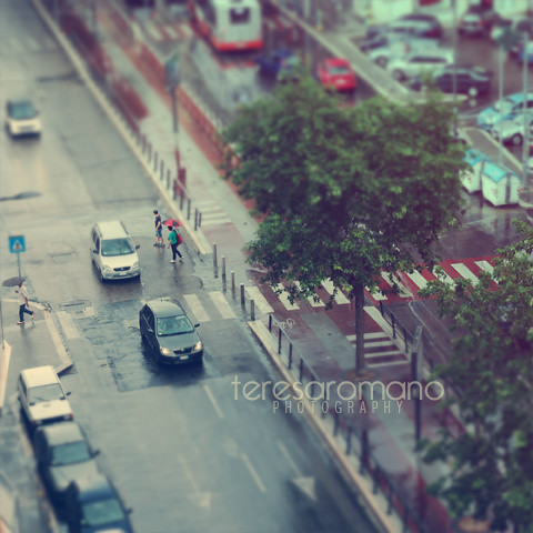 Bari as tilt shift