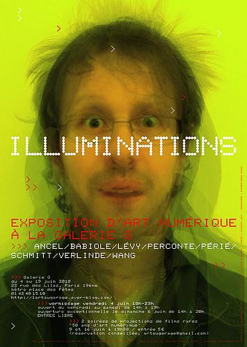 affiche llluminations