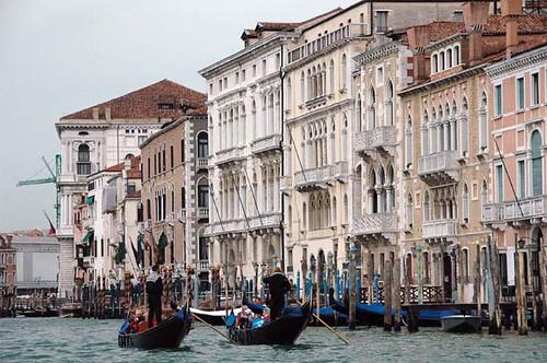 Venice Gondolas.7327