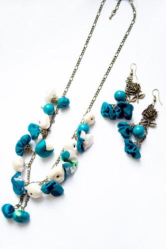 #b405. necklace 330 mdl (21 €); #b406. earrings 150 mdl (9,5 €);    --------------15% DISCOUNT !!!