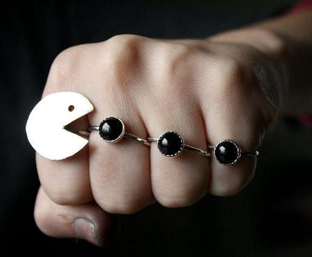 pacman-rings