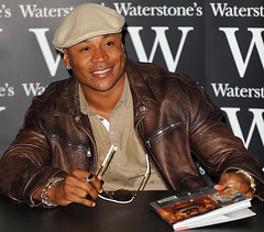 LL COOOL J BOOK SIGNING