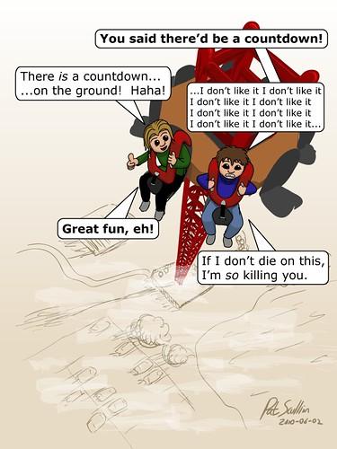 Daily Doodle: 2010-06-02 Detonator