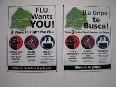 Flu Wants You!