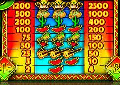 free Tres Amigos slot mini symbol