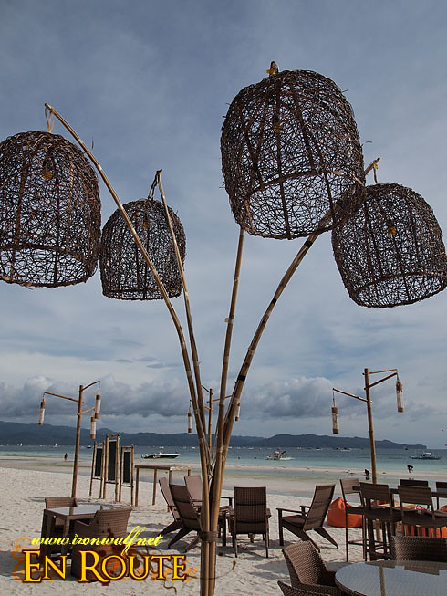 Boracay Lamps and Tables