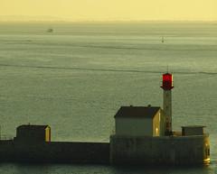 Маяк (Ekler) Tags: morning red sea lighthouse house mist art water wall sunrise landscape photo mediterranean ship peace shine horizon calming peaceful calm svetlana маяк stowers oldschooldigital olympuse410 soloha
